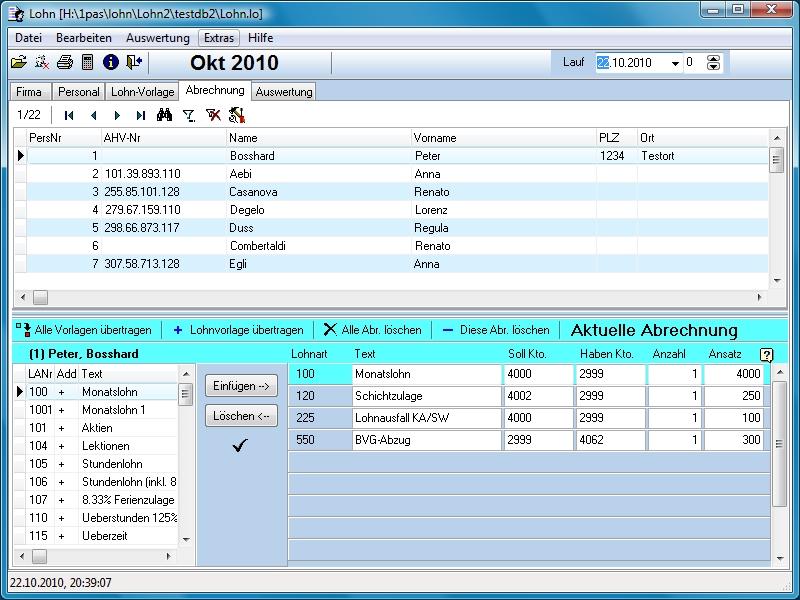 Großartig Lohnzettel Vorlage In Excel Zeitgenössisch - Beispiel ...